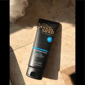 2 Bondi sands self tanning lotion